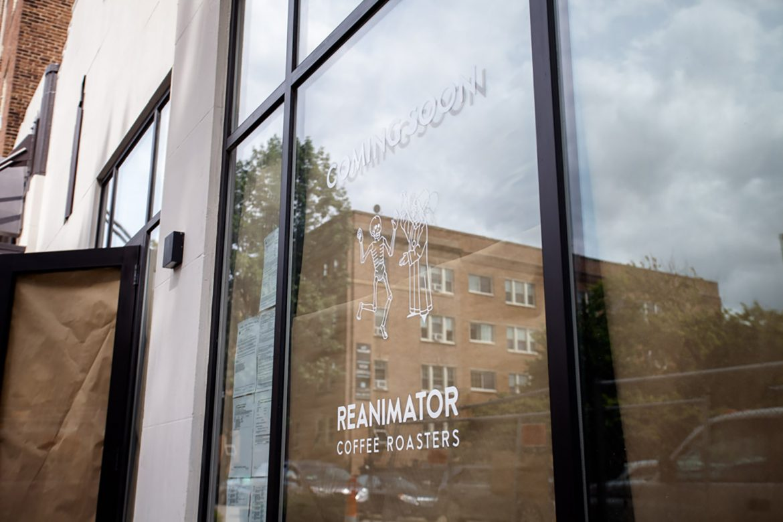 reanimator coffee philadelphia pennsylvania build outs of summer