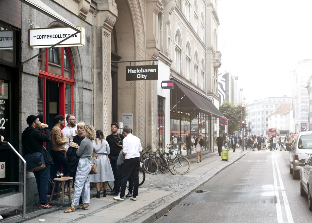 Coffee Collective Copenhagen Denmark Brian W Jones