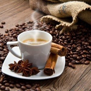 Cinnamon Hazelnut Coffee