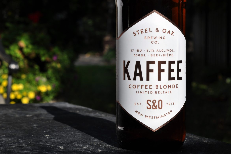 kaffee coffee beer steel & oak brewing co