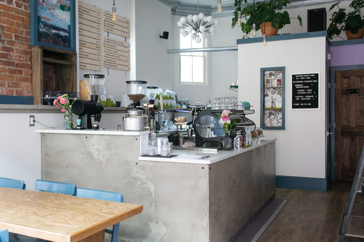 Story and Soil Coffee Hartford Connecticut